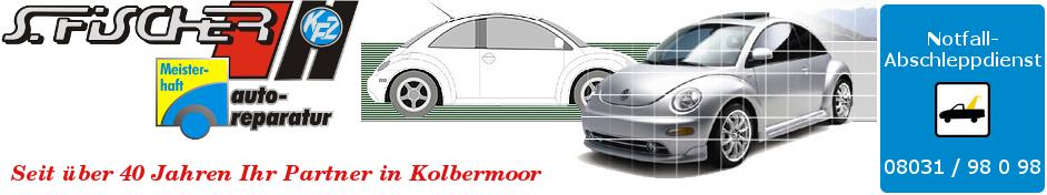 Service Fischer GmbH | Kolbermoor Logo